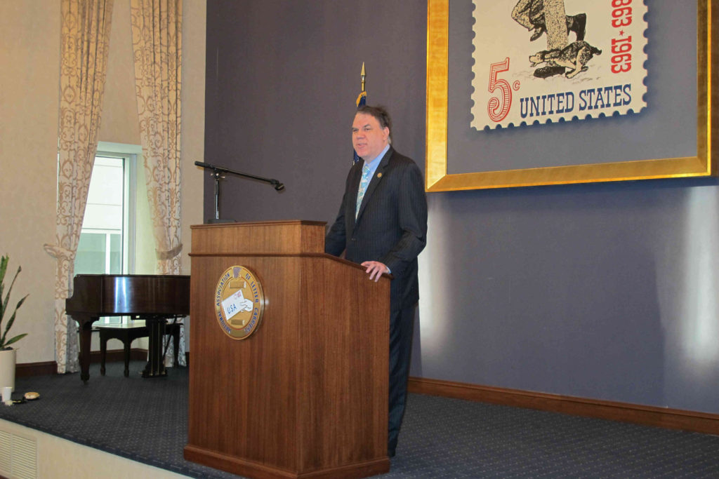 Congressman Alan Grayson, candidate for U.S. Senate addresses FSALC members