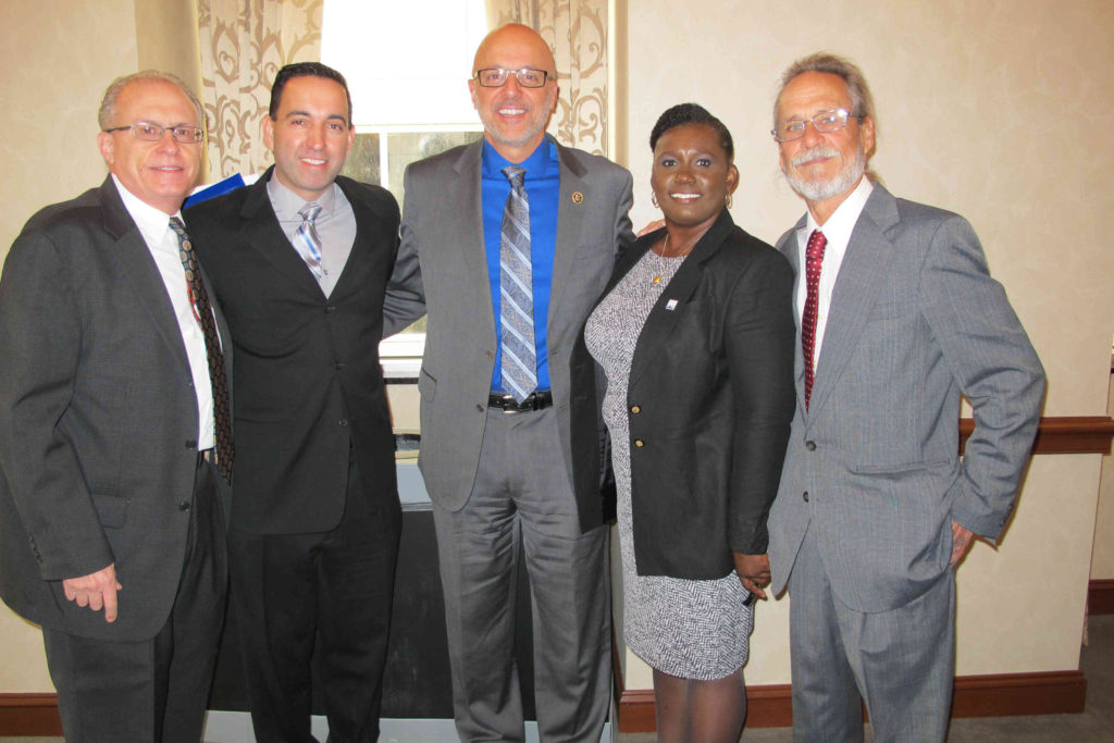 FSALC members with Congressman Ted Deutch